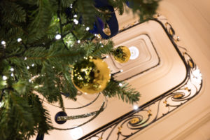 Hôtel Le Ritz à Paris pour les fêtes