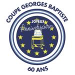 Logo Coupe Georges Baptiste - 60 ans - SMAHRT