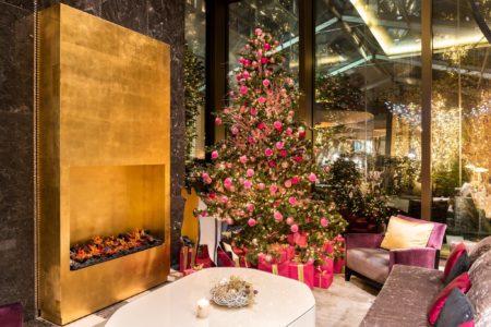 Passez les fêtes au Mandarin Oriental à Paris