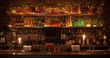Bar à Dublin