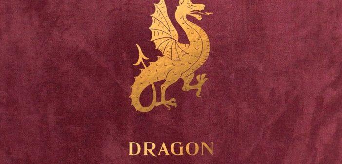 Blason du bar à cocktails Dragon de Cyril Lignac