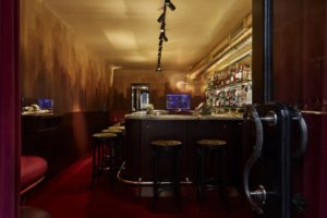 Bar à cocktail Dragon