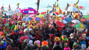 Photo carnaval de Dunkerque