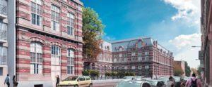 Photo de l'ancienne faculté de pharmacie à Lille