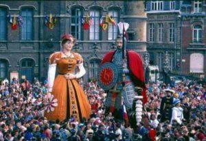 Géant carnaval de Dunkerque