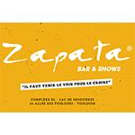 Logo du Zapata à Toulouse